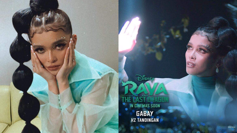 KZ Tandingan, napiling kumanta ng first Filipino Disney song