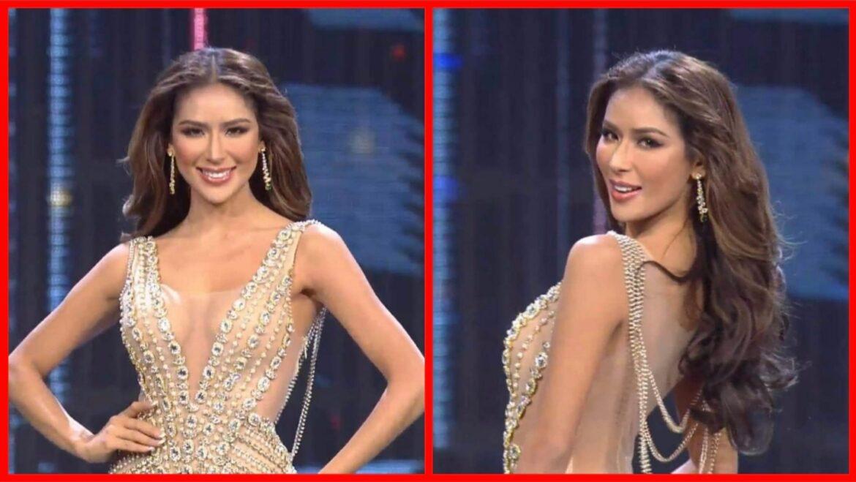 Samantha Bernardo is Miss Grand International 1st runner-up