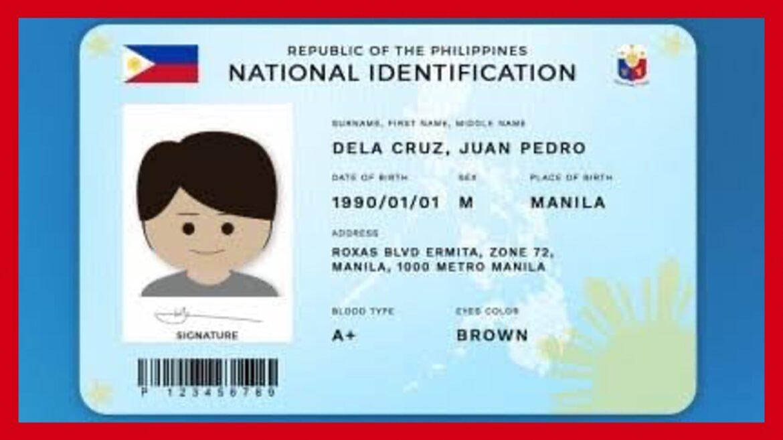 Online registration para sa National ID, magsisimula na