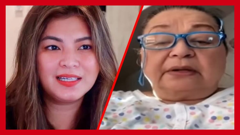 Angel Locsin, 'sinabon' ng isang galit na galit na lola sa isang viral video