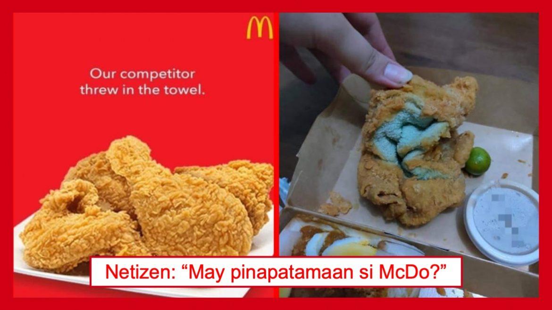 McDonald's, nagpaliwanag kaugnay ng isang viral na social media post