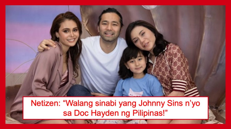 Family picture nina Dra. Vicki Belo kasama si Ivana Alawi, inulan ng mga malisyosong komento