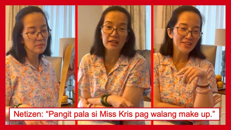 Kris Aquino, sinupalpal ang basher na tumawag sa kanya ng 'pangit'