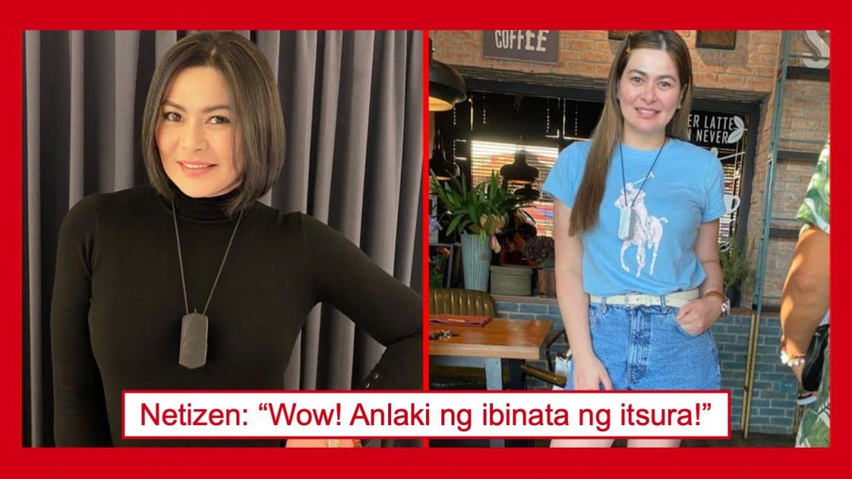 Aiko Melendez, nagpasalamat sa netizens matapos mag-trend ang picture sa social media