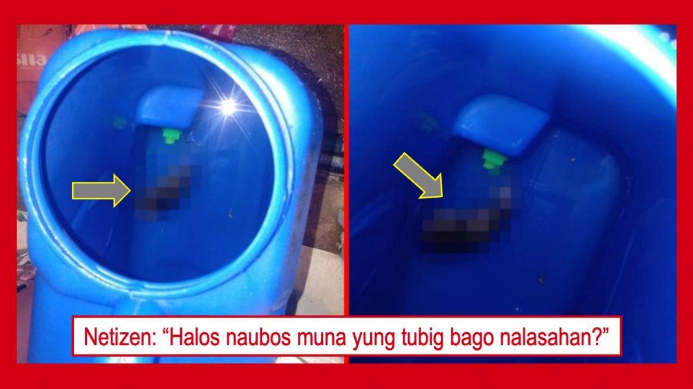 Netizen, inireklamo ang 'kakaibang lasa' ng ipina-deliver na mineral water