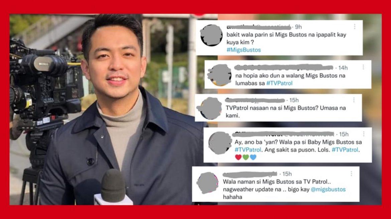 Bagong TV Patrol weatherman, patuloy na inaabangan ng Kapamilya viewers