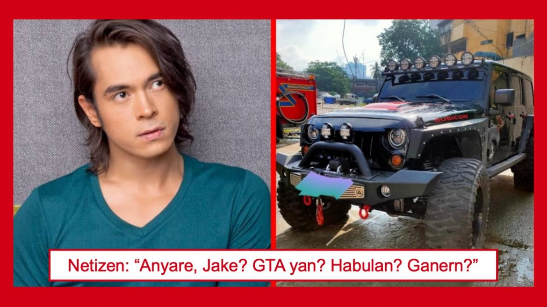 Jake Cuenca, arestado matapos tumakas nang makabangga umano ng sasakyan ng mga pulis
