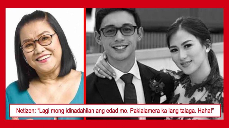 Lolit Solis, nag-public apology dahil sa kontrobersiyal na post tungkol kina Mikee Morada at Alex Gonzaga